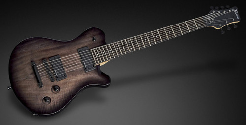 Framus FDS Panthera 7-string Nirvana Black High Polish