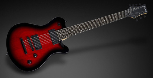 Framus FDS Panthera 7-string Burgundy Blackburst High Polis
