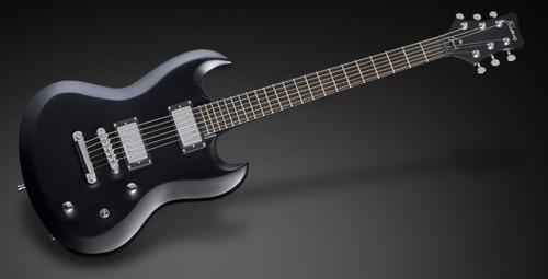 Framus FAL XG Solid Black Satin