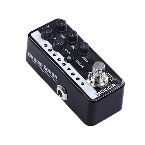 Mooer 015 Brown Sound Preamp