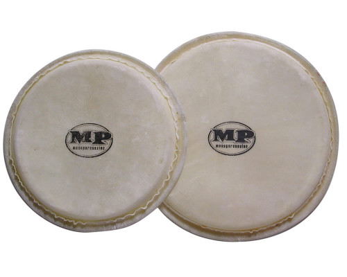 "Mano Percussion Replacement 6"" & 7 1/16"" Bongo Heads"