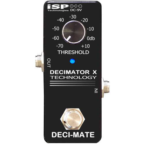 ISP Technologies Deci-Mate™ Micro Decimator Pedal