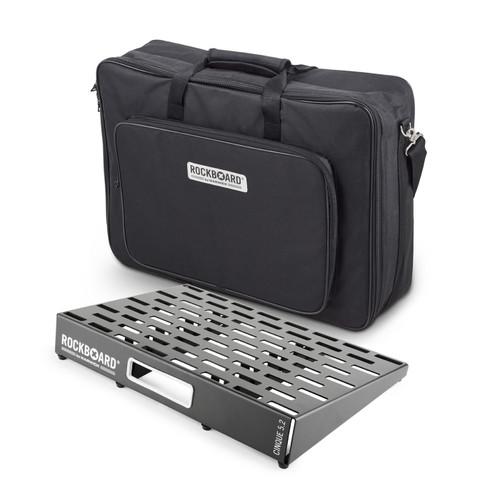 RockBoard® CINQUE 5.2 Pedal Board with Gig Bag