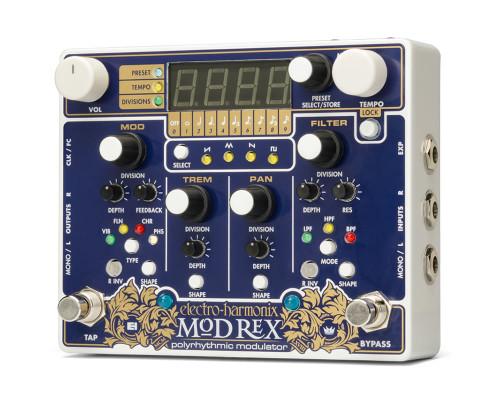 Electro-Harmonix Mod Rex Polyrhythmic Modulator