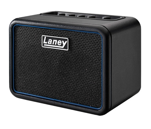 Laney Mini-Bass-NX 2 x 3 Watt Stereo Mini Bass Amp