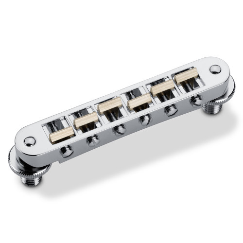 Schaller GTM powered by KTS Guitar Bridge - Chrome