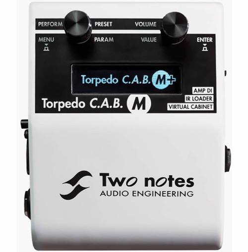 Two Notes Torpedo C.A.B.M+ Cab Emulator