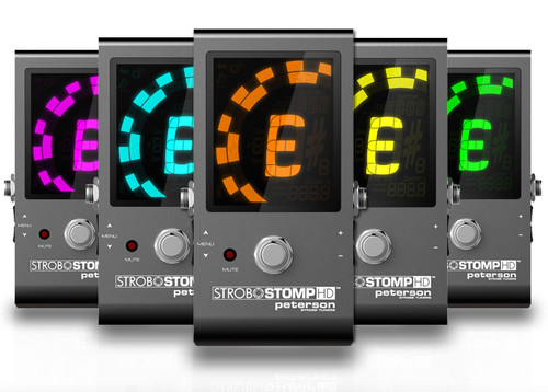 Peterson StroboStomp HD Tuner