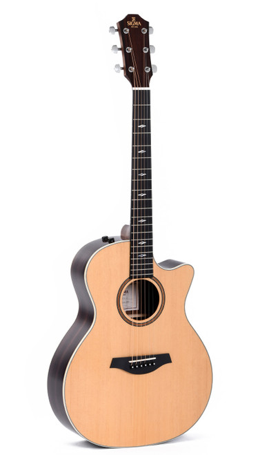 Sigma GTCE-2 Acoustic/Electric Modern Series Guitar