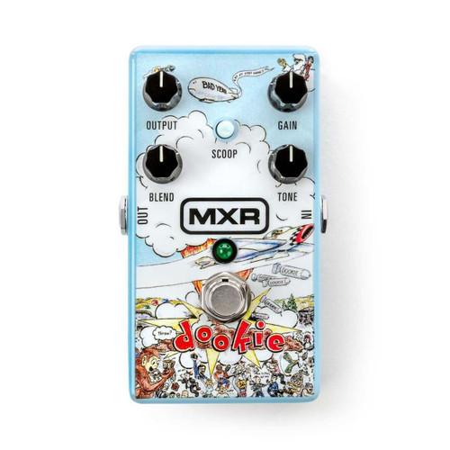 MXR DD25 Dookie Drive™ Drive Pedal