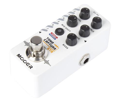 Mooer GTR Tone Capture Pedal
