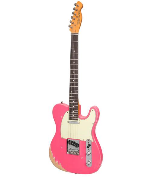 Tokai Legacy Pink TE-Style 'Relic' Electric