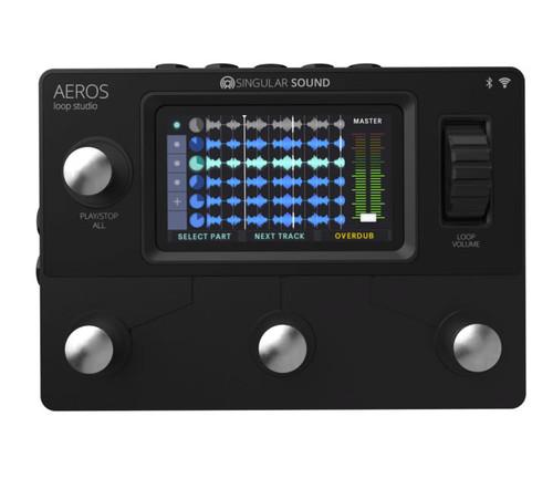 Singular Sound Aeros Loop Studio Looper