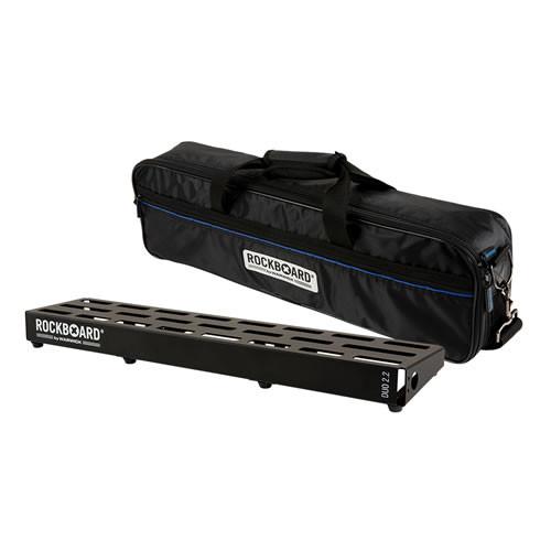 RockBoard® DUO 2.2 Pedal Board with Gig Bag