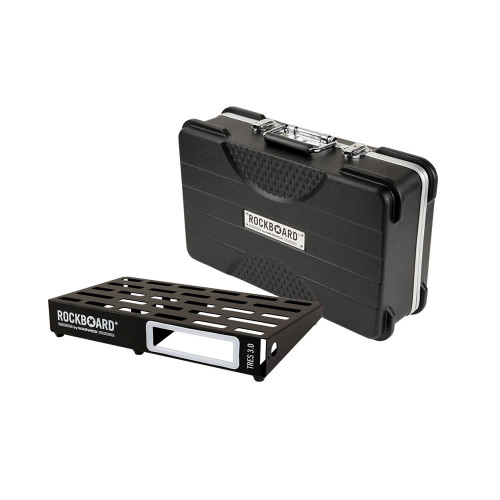 RockBoard® Tres 3.0 Pedal Board with ABS Case