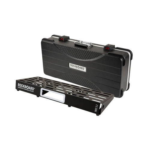 RockBoard® TRES 3.2 Pedal Board with ABS Case