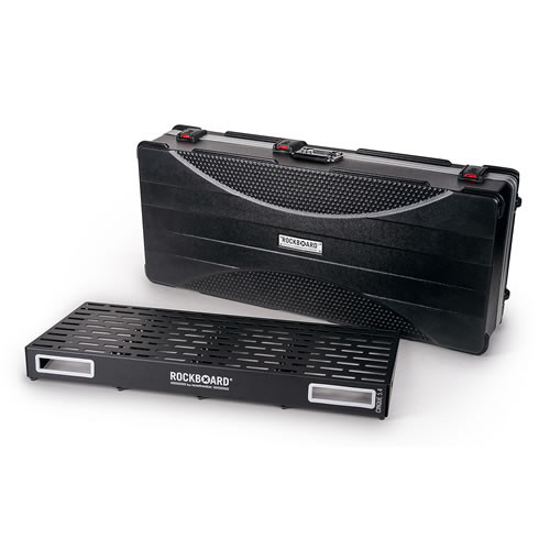 RockBoard® CINQUE 5.4 Pedal Board with ABS Case