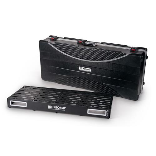RockBoard® CINQUE 5.4 Pedal Board with ABS Case