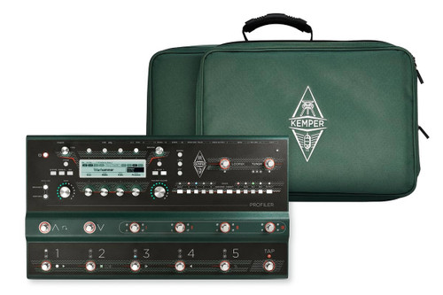 Kemper Profiler Stage™ with Kemper Stage Bag