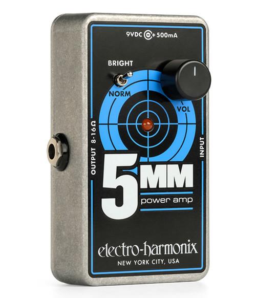 Electro-Harmonix 5MM 2.5 Watt Guitar Power Amp
