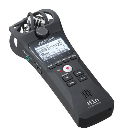 ZOOM H1N Handy Field Recorder