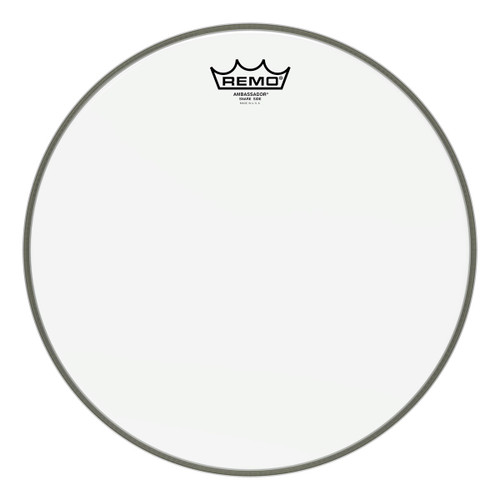 "Remo 14"" Snare Side Ambassador Hazy Drum Head"