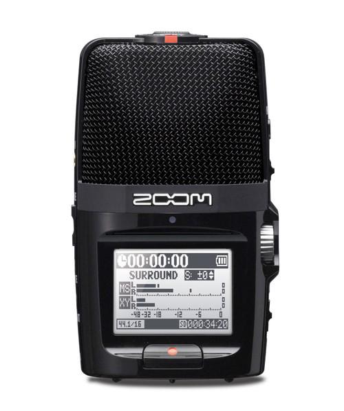 ZOOM H2N Handy Field Recorder