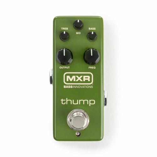 MXR® M281 Thump™ Bass Preamp