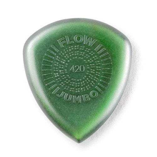 Jim Dunlop FLOW™ 4.2mm Super Jumbo Pick with Grip