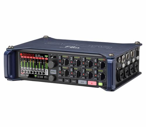 ZOOM F8N Professional Multi-Track Field Recorder