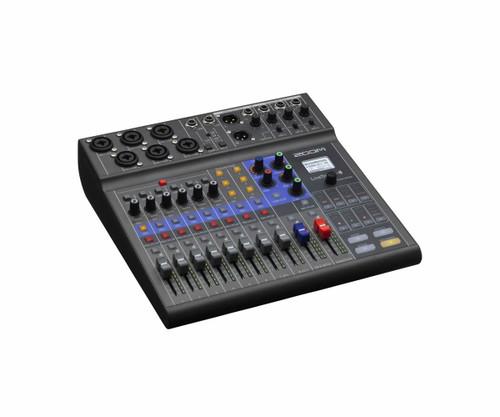 ZOOM LiveTrak L-8 Live Sound and Recording