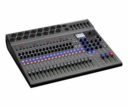 ZOOM LiveTrak L-20 Live Sound and Recording