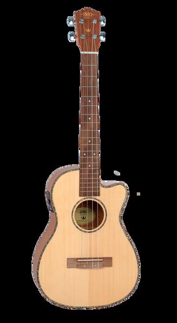 1880 EU200BCE Baritone Acoustic/Electric Ukulele