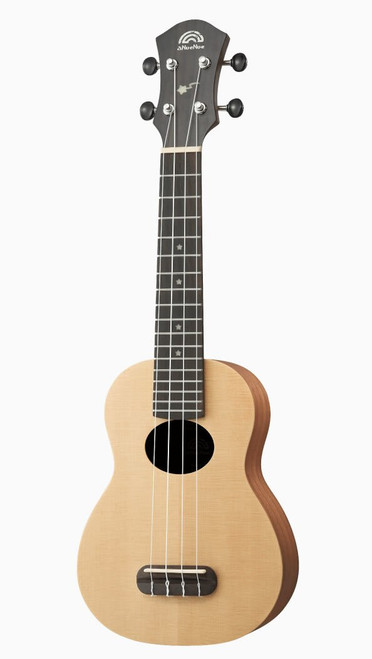 aNueNue Star S I Soprano Acoustic/Electric Ukulele