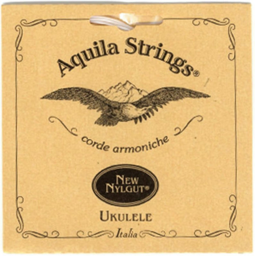 Aquila Tenor Low G Ukulele New Nylgut String Set