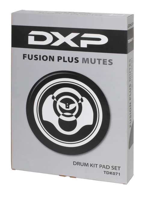 DXP 7 Piece Soft Rubber Pad Set - Fusion Plus Kit
