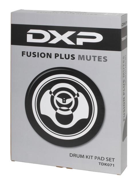 DXP 7 Piece Soft Rubber Pad Set - Fusion Plus Kit