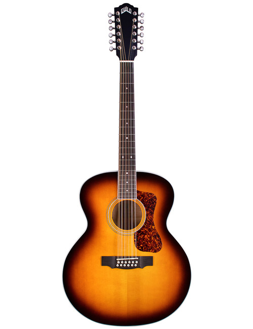 Guild F-2512E Deluxe 12-String Acoustic/Electric
