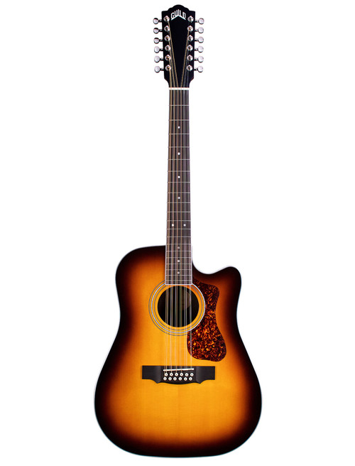 Guild D-2612CE Deluxe 12-String Acoustic/Electric