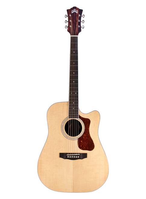 Guild D-260CE Deluxe Cutaway Acoustic/Electric