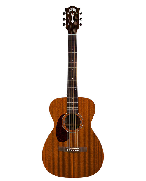 Guild M-120E Concert Acoustic/Electric - Left-Hand