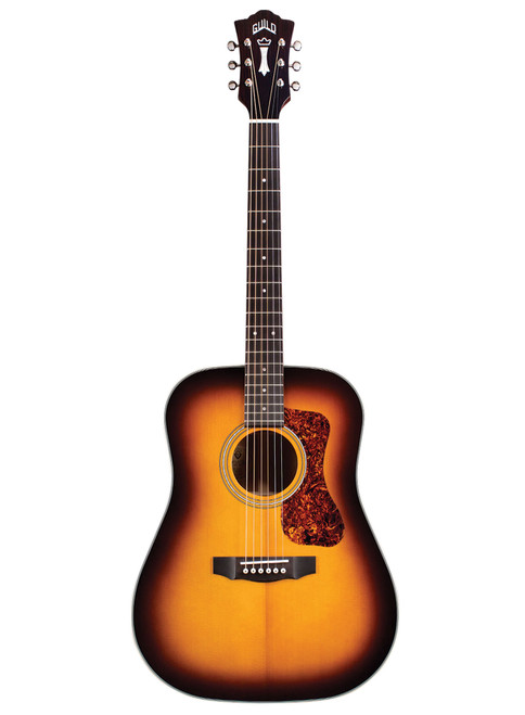 Guild D-140 Dreadnought - Antique Sunburst