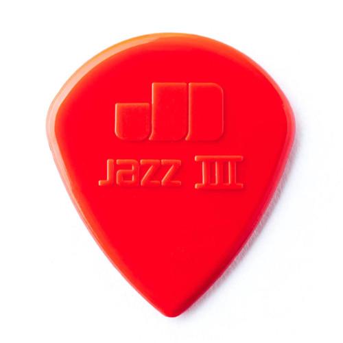 Jim Dunlop Jazz III Sharp Tip Pick