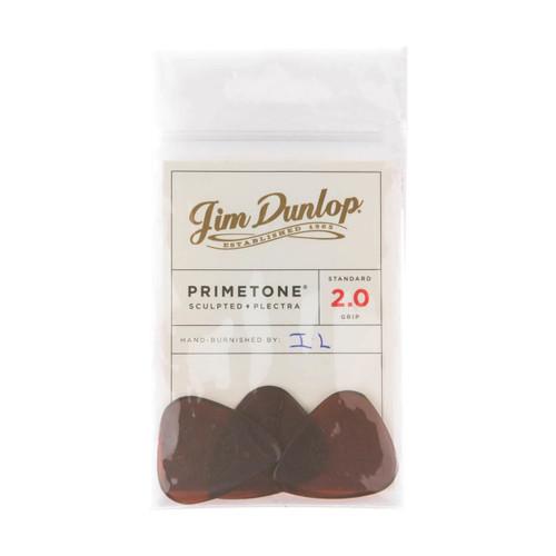 Jim Dunlop Primetone® .73mm Standard GRIP Players Pack
