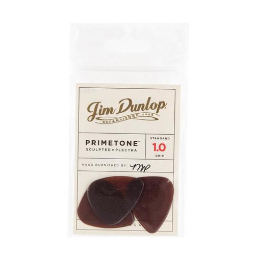 Jim Dunlop Primetone® 1.0mm Standard GRIP Players Pack