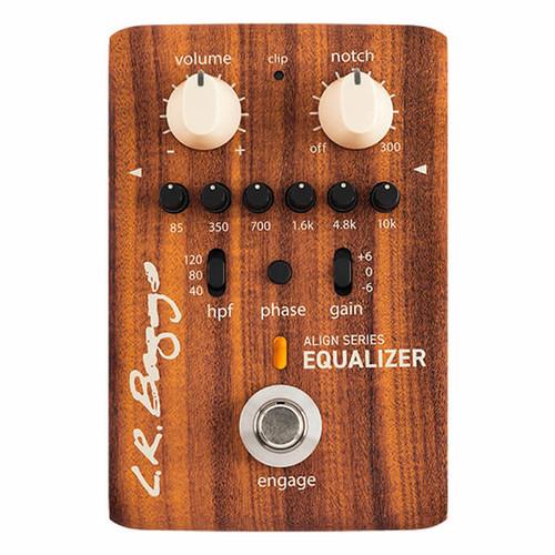 LR Baggs Align Equalizer for Acoustic Instruments