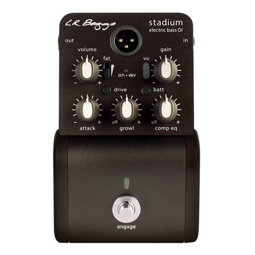 LR Baggs Stadium Electric Bass DI