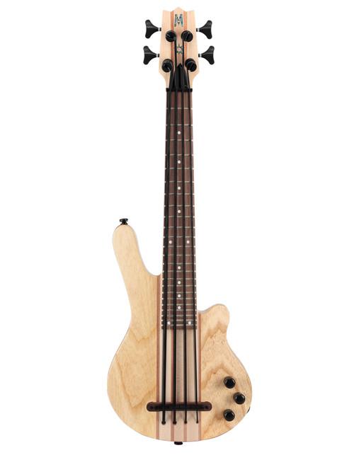Mahalo MEB1 Solid Body Bass Ukulele