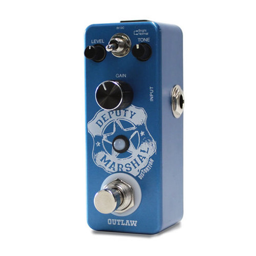 Outlaw Effects Deputy Marshall Plexitone Distortion