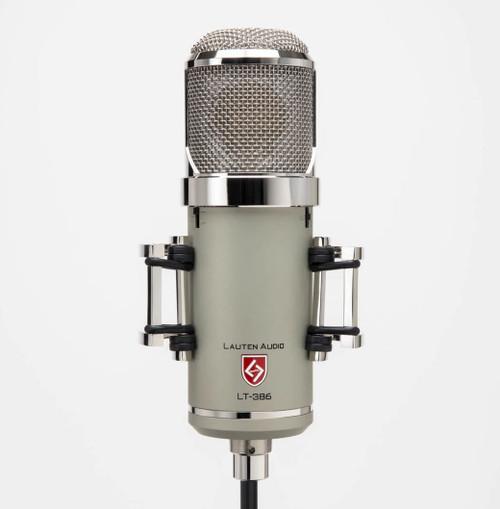 Lauten Audio Eden LT-386 Extra Large Diaphragm Tube Condenser